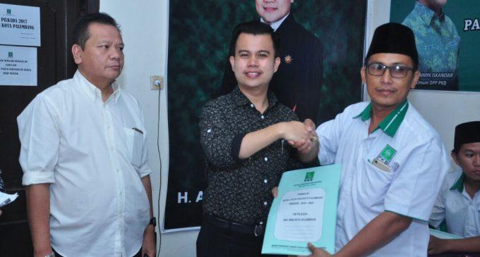 Rahidin Anang Ramaikan Bursa Balon Wako Palembang