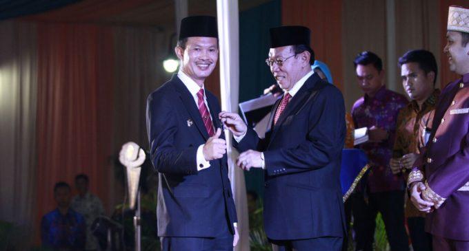 Walikota Palembang Terima Penghargaan Dari BKKBN