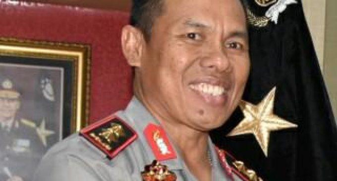 Kapolda Riau Dimutasi Ke Sumsel