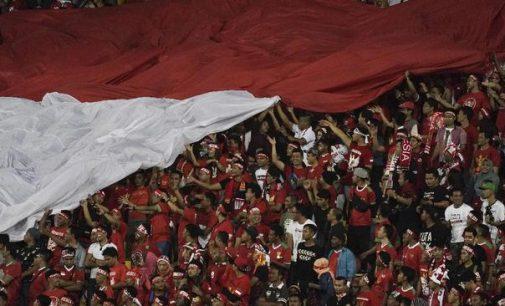 Awas ! Jangan Terpancing Provokasi Supporter Malaysia