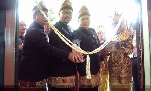 KPU Kota Palembang Launching Rumah Pintar Pemilu