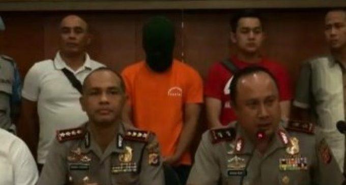 Hina Ibu Negara Lewat Instagram, Warga Palembang Ditangkap Polisi