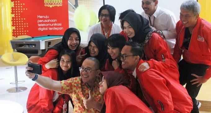 Empat Mahasiswa Asal Palembang Berjaya di Ajang IM3 Ooredoo Goes To Campus