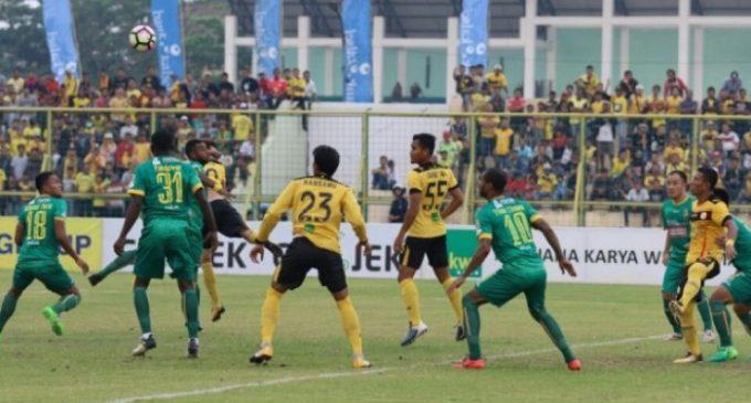 Sriwijaya FC Masih Betah di Papan Bawah