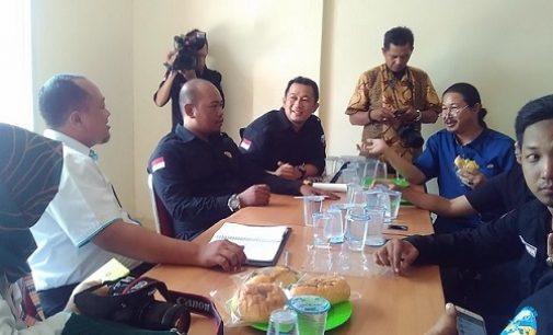 PLN WS2JB Institusi Pertama Jalin Komunikasi Dengan IWO Sumsel
