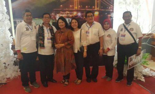 Meriah, Temu Broyot Lustrum XI FK Unsri Banjir Alumni Dari Seluruh Indonesia