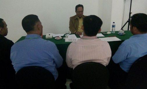 180 Calon PPK Kota Palembang Ikuti Tes Wawancara