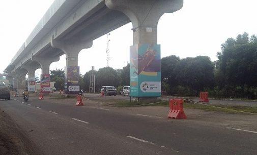Progres Pembangunan LRT Telah Capai 64,35 Persen