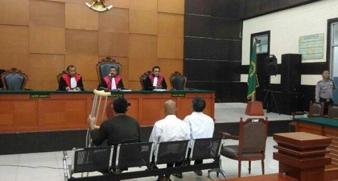 Dua Terdakwa Perampokan Dan Pembunuhan Sadis di Pulomas Divonis Hukuman Mati