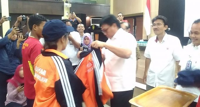 Kontingen Sumsel Usung Misi Masuk 10 Besar POMNAS Makassar