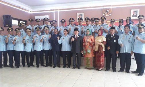 35 Pejabat Kemenkumham Sumsel Resmi Dilantik