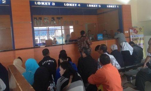 Samsat UPTB Palembang II Tempati Kantor Baru