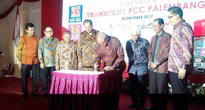 Grand Opening Transmart Palembang City Center