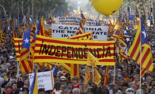 Catalonia Diambang Kemerdekaan