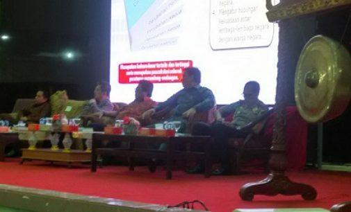 OSO Buka kongres IV BEM/DEMA Perguruan Tinggi Agama Islam (PTAI) Se Indonesia