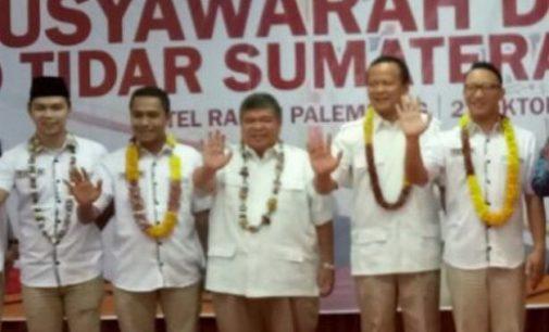 Terpilih Secara Aklamasi, Raden Gempita Pimpin Tidar Sumsel Lagi
