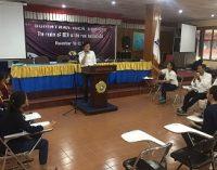 EDS Polsri 2017 Sudah Skala Regional