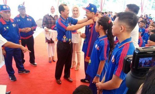 Target 200 Medali Emas, Harno Inginkan Atlet Palembang Juara Umum