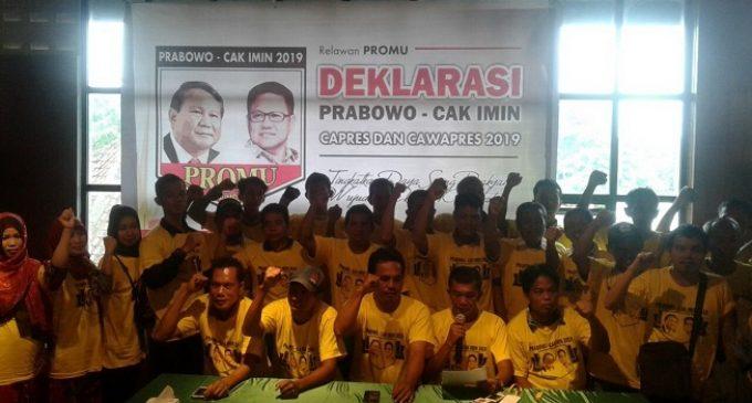 Pemuda Sriwijaya Deklarasi Dukung PRO-MU