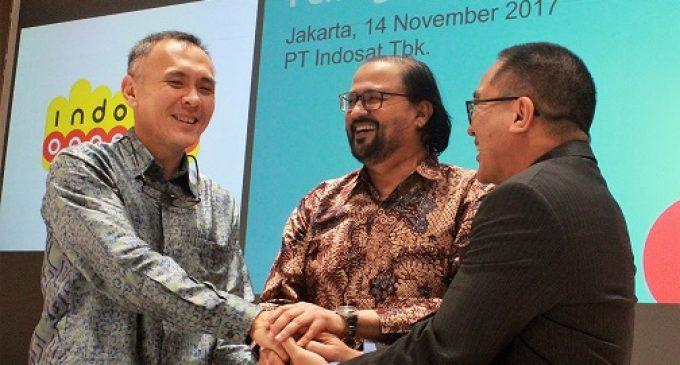 Joy Wahjudi Resmi Jabat Dirut  Indosat Ooredoo