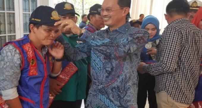 400 Juru Parkir Palembang Diedukasi Etika