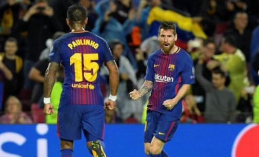 Kontrak Baru Lionel Messi Bernilai Rp 11,2 Triliun