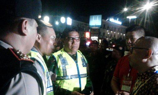 Patroli Bersama Pengamanan Malam Natal
