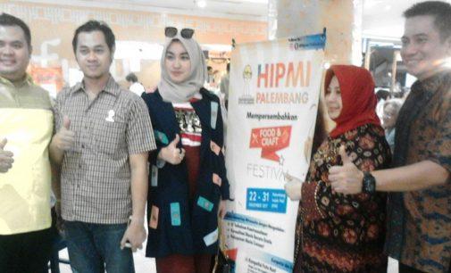 Festival Food And Craft HIPMI Palembang Sajikan Kuliner Etnik Dan Kekinian