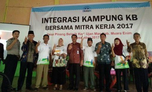 Sosialisasi Integrasi Kampung KB di Gelar di Desa Pinang Belarik