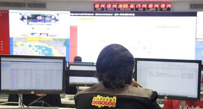 Aktivitas Kenaikan Traffic Mulai Tinggi, Indosat Tingkatkan Kapasitas Jaringan