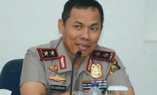 Tiga Terduga Teroris Kelompok Solihin Dibawa Ke Jakarta