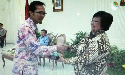 PT PLN Sektor Dalkit Keramasan PL Indralaya Raih Anugerah PROPER Hijau Pertama di Sumatera
