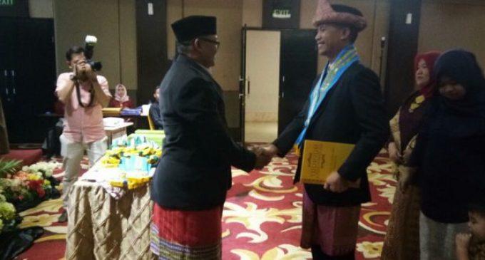 UIN Raden Fatah Palembang Lantik Dan Lepas 87 Alumni S1 Dan S2
