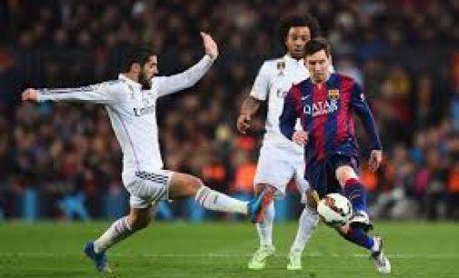 Barcelona Berondong Gawang Madrid Tiga Gol Tanpa Balas