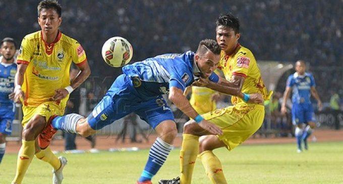 Sriwijaya FC Telan Kekalahan Dilaga Pembuka Piala Presiden 2018