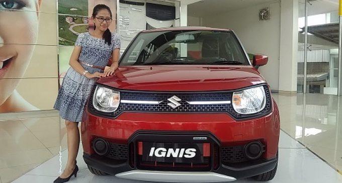 Suzuki Rilis IGNIS Sport Edition
