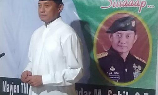 """Masuk Bursa Cawagub Sumsel, Iskandar Sahil Janjikan Bangun Sumsel Dari """"Pinggir"""""""