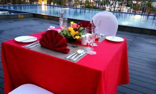 THE 1O1 Palembang Rajawali Tawarkan Dinner Romantis di Hari Valentine
