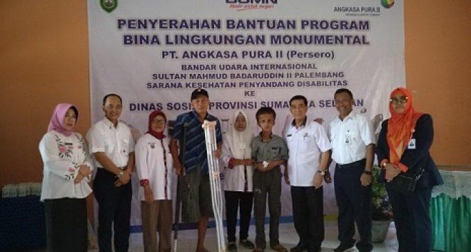 Angkasa Pura II Salurkan Bantuan Program Bina Lingkungan Monumental  Tahap Kedua