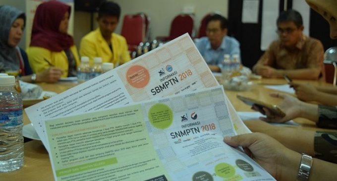 Verifikasi SNMPTN Dibuka! Unsri Minta Sekolah Segera Daftarkan Siswanya Kuliah