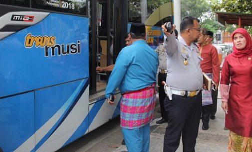 Urai Kemacetan, Pemkot Buat Rute Shuttle Bus