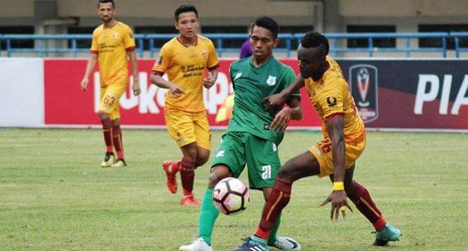 Jumpa Arema, Sriwijaya FC Tak Diperkuat Dua Bek Andalan