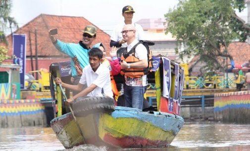Pemkot Siapkan 20 Perahu Hias Angkut Turis di Sungai Sekanak