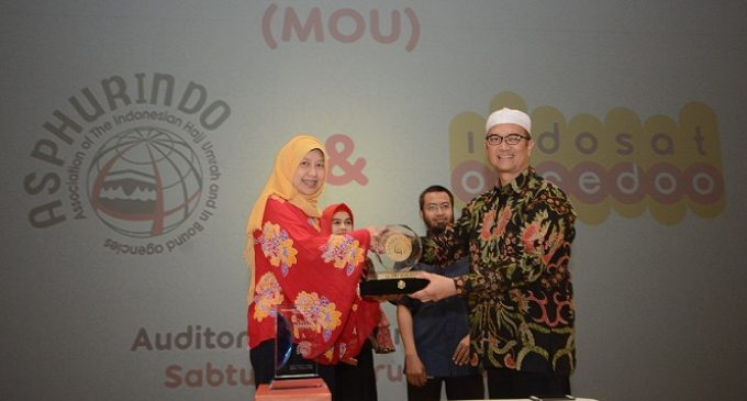 IM3 Ooredoo Berikan Solusi Komunikasi Hemat Jemaah Asphurindo