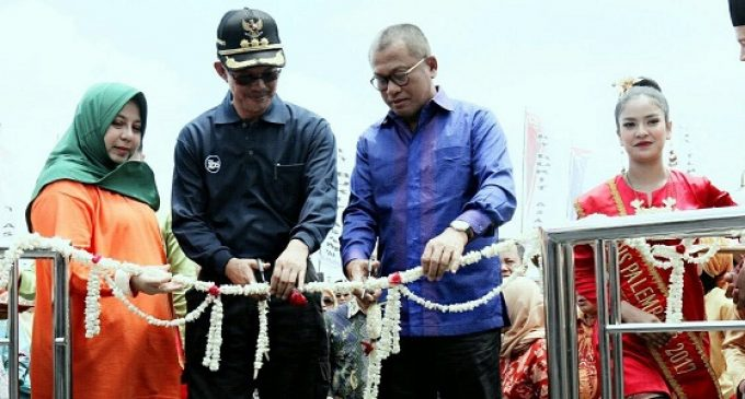 Tugu Belido Destinasi Wisata Baru Kota Palembang