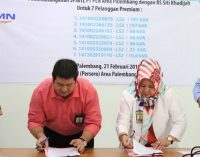 RS Islam Siti Khadijah Resmi Menjadi Pelanggan Premiun PLN