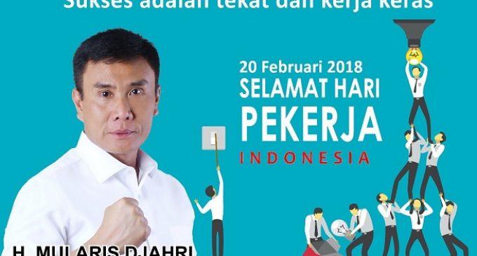 Pekerja di Palembang Harus Mendapat Upah Sesuai UMP Maupun UMR