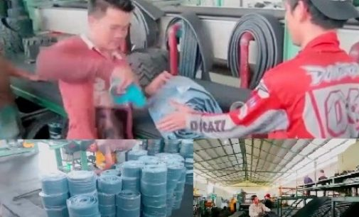 Beralih Ke Listrik PLN, Pabrik Vulkanisir Milik Yudha Hemat 20 Persen