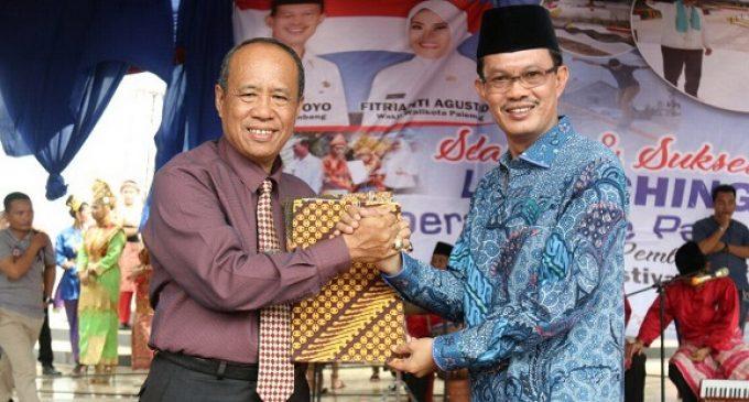 UPGRI Palembang Jalin MoU Dengan Pemkot