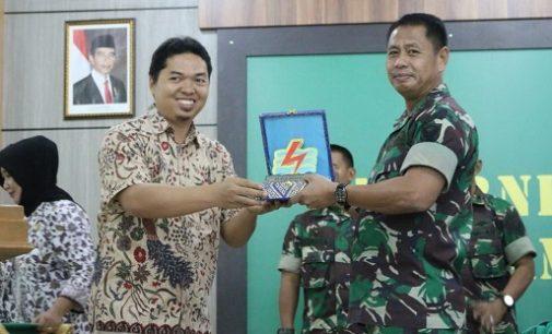 Gencarkan Listrik Prabayar, PLN Sosialisasi Kepada Anggota TNI Kodam II Sriwijaya